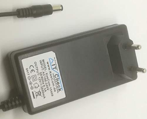 12V Netzteil/Steckernetzteil 3A passend für Medion Monitor P12233 MD21333 DC12030011A
