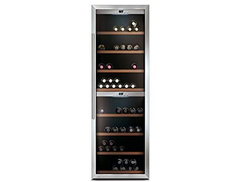 Profi Weinkühlschrank, 180 Flaschen, 3-22° C , 2 getrennte Temperaturzonen, GGG WK670