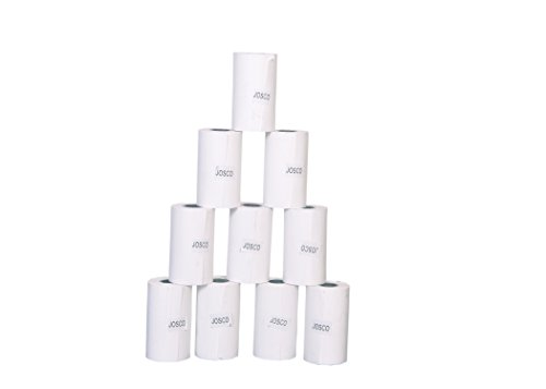 JOSCO Paper Rolls Rolls 57 x 30 m - Pack of 5 Rolls