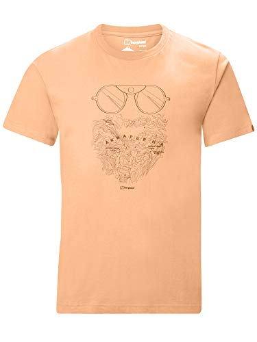 Berghaus Wild Man of the Mountains T-Shirt desert shadow/carbon XS