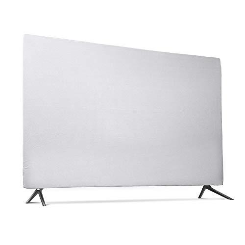 林32インチ耐スプラッシュ防水液晶テレビハング型テレビプロテクターケース(ブラック) WXW (Color : Silver Grey)