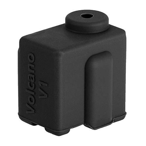 Kafuty-1 20 x 20 x 11,5 mm Calota de silicona para calota calefactora Volcano V1 Calota para funda de silicona Hotend Shell para impresora 3D parte