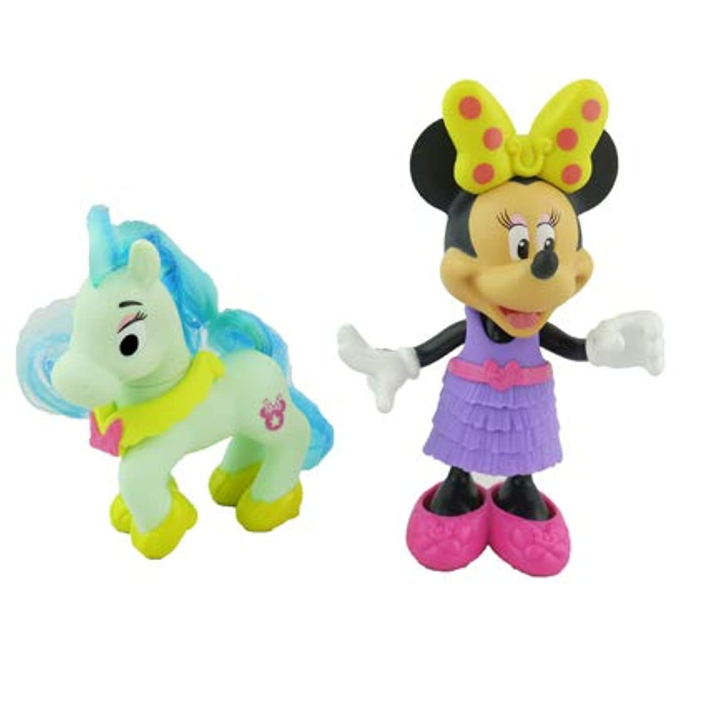 Fisher-Price Disney Minnie Mouse Jump 'n Style Pony - Replacement Minnie & Pony Toy BJP02