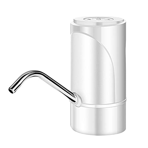 WGHH Bomba de Agua para el hogar Bomba USB Carga automática Bomba de Agua Potable Portátil Interruptor del dispensador de Agua eléctrica