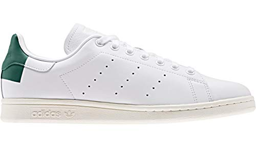 ADIDAS ORIGINALS STAN SMITH Sneakers hommes Wit/Groen - 39 1/3 - Lage sneakers