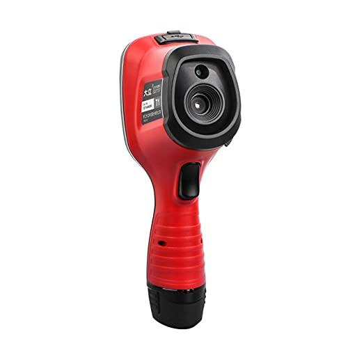 Termocamera a infrarossi Alupre, T1-20℃-250℃ Termocamera a infrarossi portatile Termocamera industriale con luce visibile