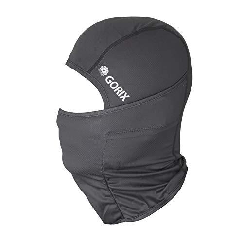 GORIX(ゴリックス) バラクラバ 夏 速乾 目出し帽 [夏用 UVカット フェイスマスク ヘッドマスク サイクルマスク] (mask-6)