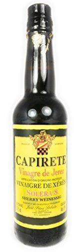 Capirete Solera 8 - Vinagre de Jerez 375 ml