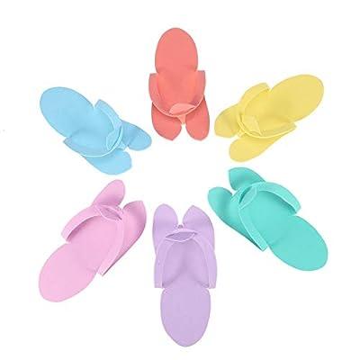 LOVECRAZY Zapatillas Desechables para
