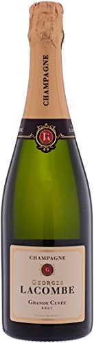 Champagne Grande Cuvée Brut, Georges Lacombe - 750 ml
