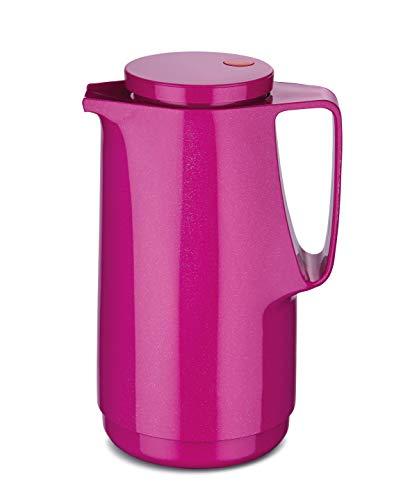 ROTPUNKT Isolierkanne 760 1,0 l (Sparkling pink) | Doppelwandige Vakuumisolierung | Zweifunktions-Drehverschluss | BPA Frei- gesundes...