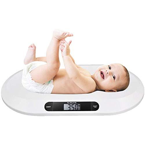 Yilingqi-1 Elektronische Babywaage Mini Haustier Skala Baby-intelligenter menschlicher Körper elektronische Waage