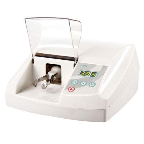 High Speed Digital Amalgamator Amalgam 110V 35W Lab Electric Amalgamator Capsule Blend Mixer