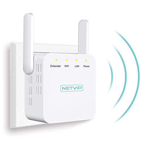 WiFi Range Extender 2.4G WiFi Blast Wireless Repeater 300Mbps, High Speed WiFi Booster, Extend Internet Repeater Through Whole Home, WiFi Signal Amplifier for Smart Home & Alexa Devices【Newest】