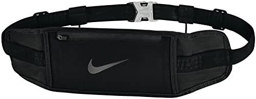 Nike Unisex– Erwachsene Race Day WAISTPACK Hüfttasche, Black/Black/Black, OSFM
