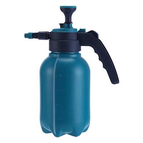 2L Manual Pneumatische Small Spuitbus Outdoor Spray fles kan worden gebruikt for sanitaire voorzieningen, tuin besproeiing, tuin sproeien (Color : Green)