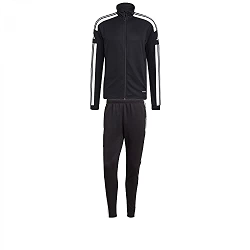 adidas Kinder Trainingsanzug Full Zip Squadra 21 GK9542+GK9553 128