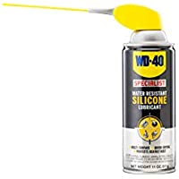 6-Pack WD-40 Specialist Water-Resistant Silicone Lubricant 11-oz. Can