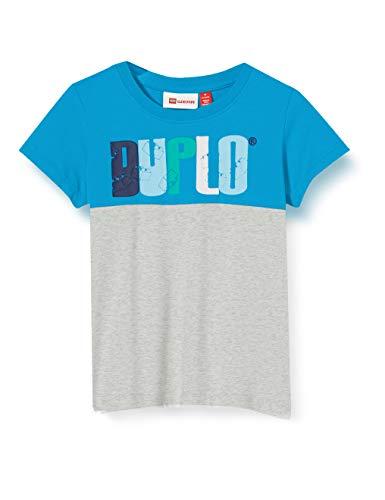 Lego Wear Baby-Jungen Lwtommas T-Shirt, Mehrfarbig (Light Blue 532), (Herstellergröße:86)