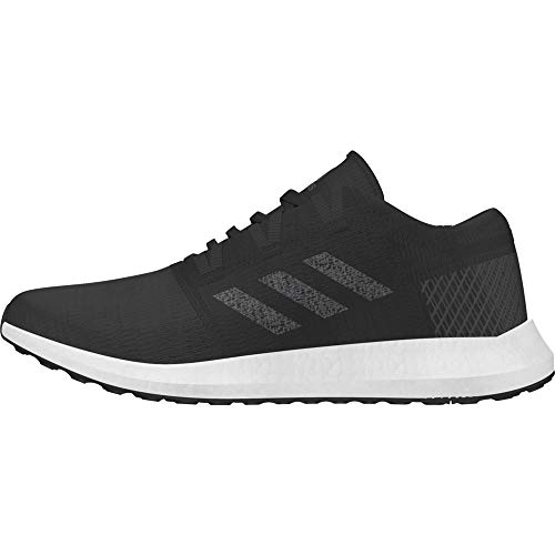 Adidas Pureboost GO J, Zapatillas de Deporte Unisex Adulto, Negro (Negbás/Gricin/Carbon 000), 40 EU