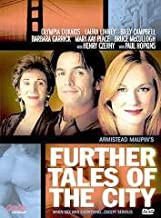 Further Tales of the City (DVD / Closed-captioned / Dolby) Olympia Dukakis, Paul Hopkins, Laura Linney, Barbara Garrick, J...