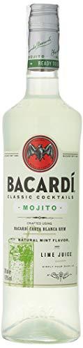 Bacardi Mojito PreMezclado, 700ml