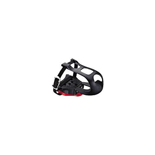 Motodak Cale Pieds/Adaptateur pedale VTT Auto exustar Noir Livre AV. cale Type SPD Shimano (pr)