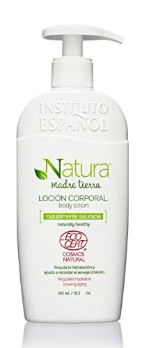 Loción Hidratante - Natura Madre Tierra 300 ML - Instituto Español - Apto para Veganos