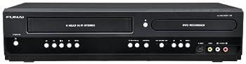 Funai Combination VCR and DVD Recorder  ZV427FX4