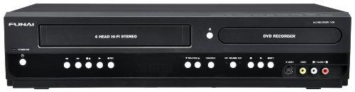 Funai Combination VCR and DVD Recorder (ZV427FX4)