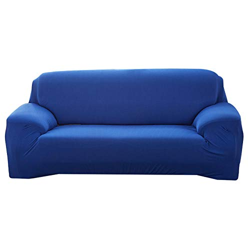 Caodong Funda sofá Color sólido Elástico Funda