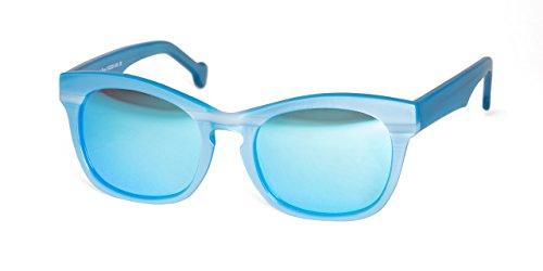 MUNICH ART FRAMES Gafas de sol unisex Luis Light Blue Sun