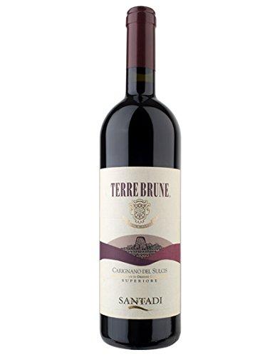 Carignano del Sulcis Superiore DOC Terre Brune Cantina di Santadi 2015 0,75 L