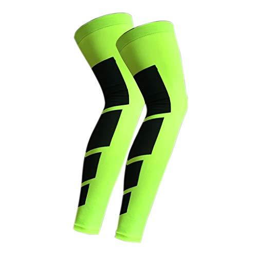 WXBP bovenbeen mouwen sport elasticiteit basketbal kniebeschermer lopen leggings compressiehoes