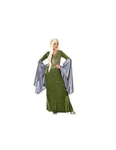 DISBACANAL Disfraz de elfa para Mujer - -, XL