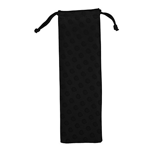 Valm Microfiber Sleeve Storage Bag-Large Black