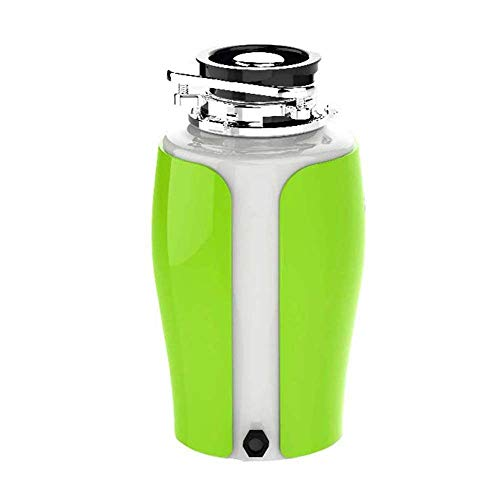 Atten Multifunktions-Hausmüll Disposer Mit Power Kit, große Kapazitäts-Luft-Schalter, Hochtemperatur- und korrosionsbeständige Küchenabfälle Grinder Prozessor