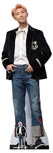 Star Cutouts Ltd Star CS783 Kim NAM-Joon - Pantalones vaqueros (cartón, tamaño...