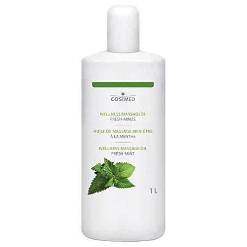 CosiMed Wellness Massageöl Fresh Minze, 1er Pack (1 x 500 ml)