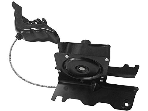 Spare Tire Wheel Hoist Winch - Compatible with 2008-2016 Ford F250 Super Duty