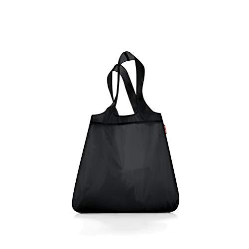 reisenthel mini maxi shopper Bolso de gimnasio, 63 cm, 15 liters, Negro (Black)