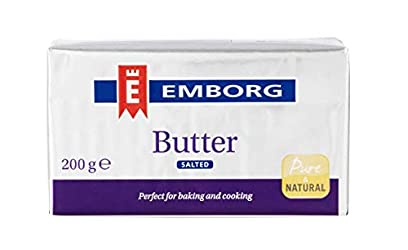 Emborg Salted Butter, 200g - Chilled
