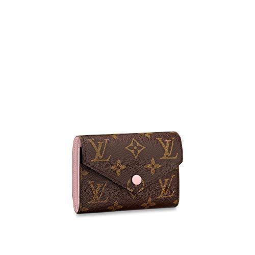 Louis Vuitton Monogram Victorine Women Wallet (Rose Ballerine)