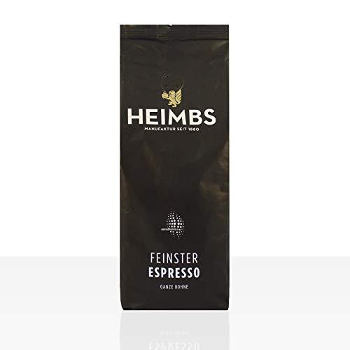 Heimbs feinster Espresso - 500g ganze Kaffee-Bohne
