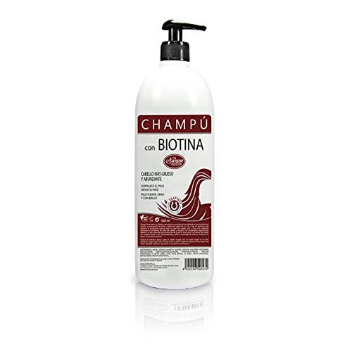 Nurana Cosmetics, Champú (Biotina) - 1000 ml.