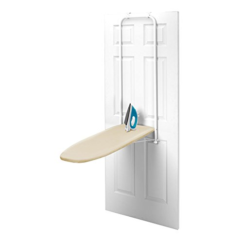 Homz Over-The-Door Ironing Board 42' L X 14' W Blue
