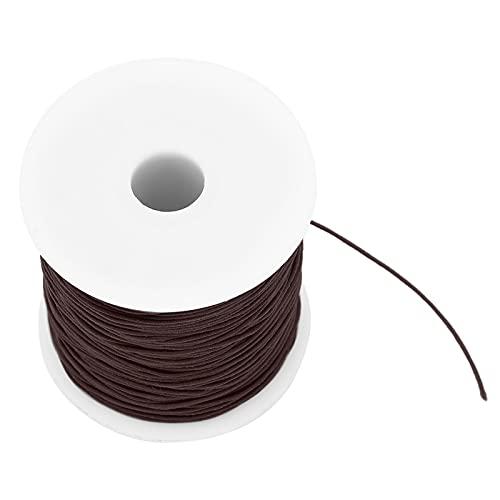 Hilo elástico, Cuerda de la Pulsera de la joyería Secuencia Hermosa de los Granos de DIY para el Partido