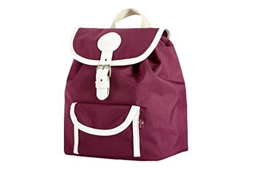 Blafre 2352 Rucksack für Kinder, 8,5 l, (3–5 Jahre), Rot / Pflaume