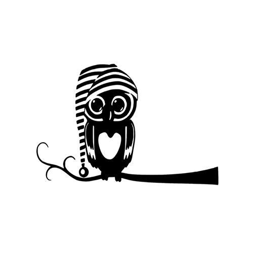 Autosticker, grappige cartoon vinyl, doe-het-zelf, stickers voor ramen, bumper, laptop, koffer, skateboard, sticker, afmeting 17 x 11 cm (5 stuks)