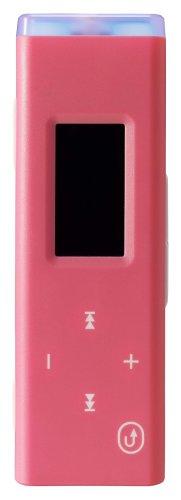 Samsung YP-U3JZP Lettore mp3, 1 GB, Rosa
